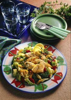 Unser beliebtes Rezept für Wirsingsalat mit Fischstreifen und mehr als 55.000 weitere kostenlose Rezepte auf LECKER.de.