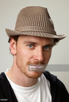 Actor Michael Fassbender from the film 'Hunger', poses for a portrait during the 2008 Toronto International Film Festival at The Sutton Place Hotel on September 7, 2008 in Toronto, Canada.