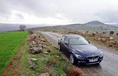 Otomotivin iPad'i BMW 320i ED