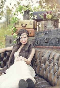 I KNOW SEEMS A BIT MUCH BUT LOVE THE WHOLE VINTAGE GLAMOR