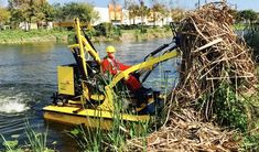 Photo Gallery | Pond Cleaning Services | Aquatic Weed Control Pond Cleaning, Weed Control, Location Map, West Palm Beach, Heavy Equipment, Les Oeuvres, Photo Galleries, Boat, Gallery