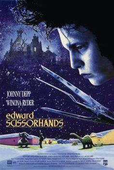 Movie Poster Shop: Edward Scissorhands, $19.99