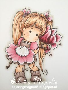pictures of magnolia dolls - Google Search