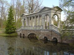 Екатерининский парк, Пушкин - Catherine Park, Tsarskoe Selo (Pushkin)
