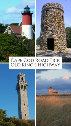 Old King's Highway takes you through charming seaside towns.