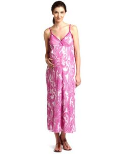 Sweet Pea Women's Maxi Paisley Dress
