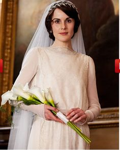 Downton Abbey Vintage Chic - Lady Mary