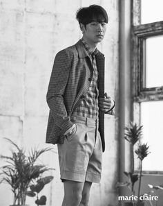 Lee Je Hoon - July issue of Marie Claire