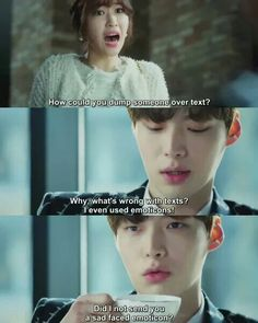 """Ahn Jae Hyun in """"Cinderella and Four Knights."""" This is such an amazing drama so far! <3 <3 10 out of 10, would recommend!"""