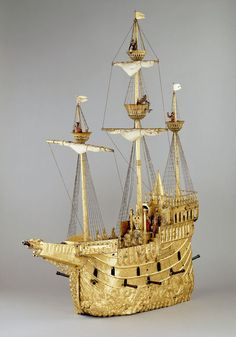 a7dbe19947 HANS SCHLOTTHEIM The mechanical galleon