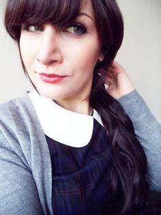 Zooey Deschanel Inspired Makeup Tutorial #zooey #deschanel #makeup #tutorial  http://shapeshifts.blogspot.co.uk/2014/11/zooey-deschanel-inspired-makeup-tutorial.html