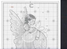 Moonlight Lullaby - 2/5 Solo Patrones Punto Cruz (pág. 223) | Aprender manualidades es facilisimo.com