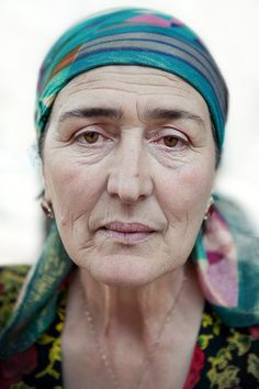Tajikistan portrait | by galibert olivier
