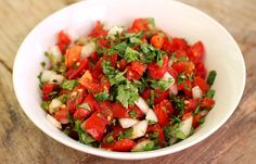 Pico de gallo is something to sing about | The Columbian
