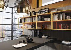 Dream Modern and Industrial Kitchen Design