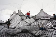 numen/for use inflates interactive net blow-up in yokohama