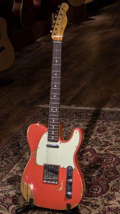 Fender telecaster 63 relic.