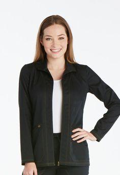 Scrub Jackets, Workout Warm Up, Princess Seam, Camo Print, Scrubs, Leather Jacket, Zip, Shopping, Clothes