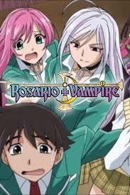 rosario and vampire english dub