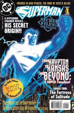 Superman : Secret Files # 1 DC Comics
