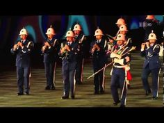 Basel Military Tattoo 2013 full edition with Swiss /German Commentary - High quality