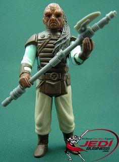 Weequay Figure - Return Of The Jedi