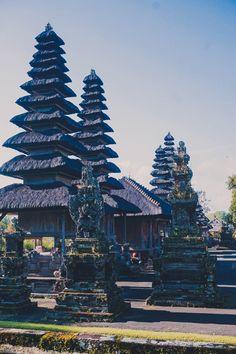 Taman Ayun Temple - Bali Itinerary #traveldestinations #bali #beautifulplaces