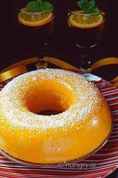 Χαλβάς Πορτοκαλιού Greek Sweets, Greek Desserts, Greek Recipes, Vegan Desserts, Easy Desserts, Dessert Recipes, Halva Recipe, Greek Cake, Greek Cooking