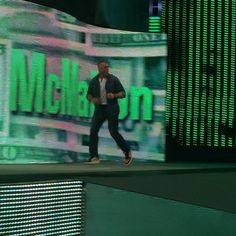 Shane McMahon 3/14/16