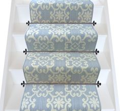Pretty Painted Stairs Ideas to Inspire your Home stair carpet runner (stairs painted ideas) Tags: carpet stair treads, striped stair carpet, stair carpet ideas stair+carpet+ideas+staircase Axminster Carpets, Stair Runner Carpet, Cheap Carpet Runners, Buying Carpet, Stairway Lighting, Carpet Stair Treads, Diy Carpet, Grey Carpet, Hallway Carpet Runners