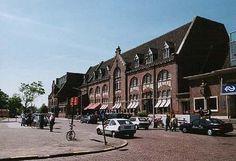 Monumentera - Locatie - Station Roosendaal