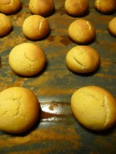 Portuguese Lemon Cookies. Like shortbread cookies with lemon zest- they melt in your mouth