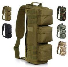 ORD Tactique Ultra Bug Out Bag Camping Randonnée Sport Militaire Sac à Dos Assault Go