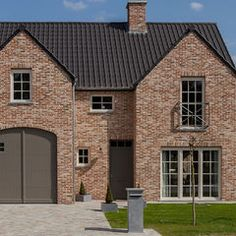 Beautiful timber sectional garage doors from L-Door