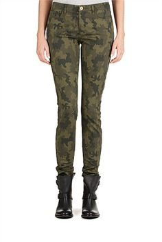 Country Road Camo Print Jean