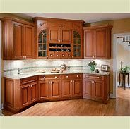 Pin On Kitchens. Solid Oak Wood Kitchen Unit Doors And Drawer Fronts . Menards Kitchen Cabinets, Kitchen Cabinet Wine Rack, Cherry Wood Kitchen Cabinets, Minimalist Kitchen Cabinets, Kitchen Drawers, Wooden Kitchen, Kitchen Modern, Simple Kitchen Design, Kitchen Room Design