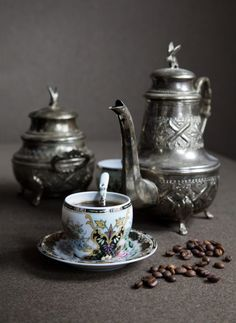 This makes me miss the Turkish coffee I would get at Turhan Döner Kebab Haus in Gießen.