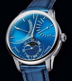 Maurice Lacroix Masterpiece Lune Rétrograde - luxury watches online