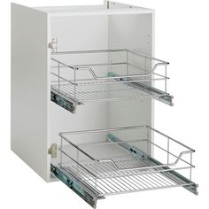 Buy Spencers Valencia 500mm Soft Close Kitchen Storage Basket at Argos.co.uk, visit Argos.co.uk to shop online for Kitchen unit accessories, Fitted kitchens, Home and garden