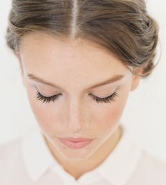 a perfectly feminine look #makeup