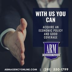 ARM Insurance Agency has more than 15 home insurance companies to offer you the best quote and the best Insurance Agency, Insurance Companies, Home Insurance, Economic Policy, Dump Trucks, Best Quotes, Houston, Arm, Dump Trailers