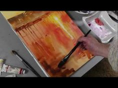 Painting The Light In Watercolour With Cecil Rice