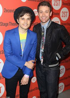 ANDY MIENTUS ! AND HIM´S SIGNIFICANT OTHER MICHAEL ARDEN !