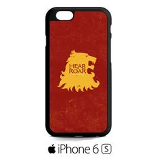 Game Of Thrones - Lannister Hear me Roar iPhone 6S  Case