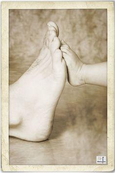 Fuß meets Fuß