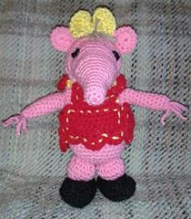 Soup Dragon Knitting Pattern Free : Clangers on Pinterest Knitting Patterns, Youth and Childhood