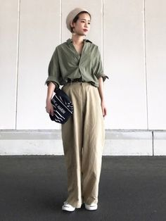 Women S Fashion Discount Codes Japanese Minimalist Fashion, Minimalist Fashion Women, Japanese Street Fashion, Modern Hijab Fashion, Minimal Fashion, Korean Fashion, Retro Outfits, Vintage Outfits, Casual Outfits