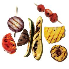 Great tips from @Women's Health Magazine for perfectly grilled veggies.