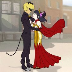 This is fanart for @marinette-buginette's awesome drabble for Marichat May, which you can read HERE. Thank you to everyone who watched my streams for this piece, to everyone who encouraged me and gave...