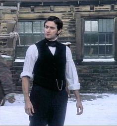 """According to the UK's Independent: """"Ladies Beware"""" and """"Richard Armitage strode manfully into """"North and South. And he also forever ruined every women on earth for any other man. (except Eric Bana - I'm still all about him, too. Jane Austen, North And South, Little Dorrit, Elizabeth Gaskell, John Thornton, Bbc Drama, Look Back At Me, Chick Flicks, Classic Literature"""